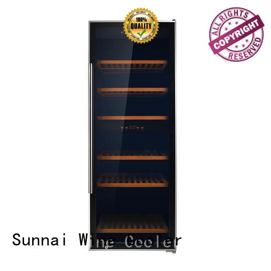 Sunnai professional wine storage fridge product for home