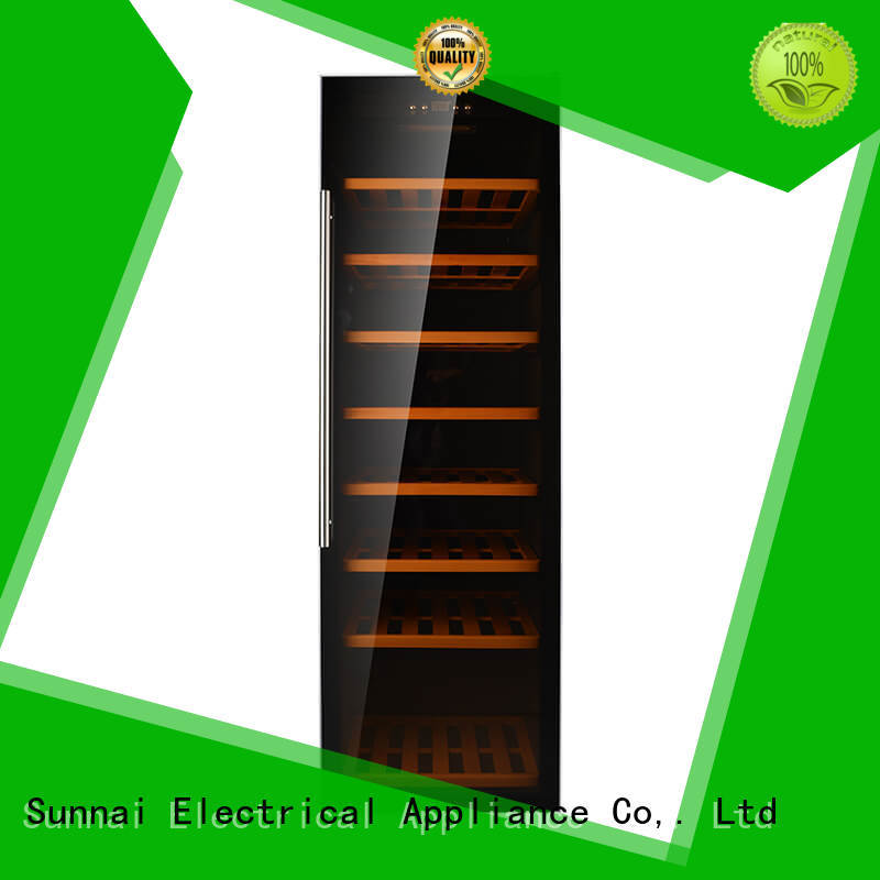 Sunnai stainless wine storage cooler supplier for home