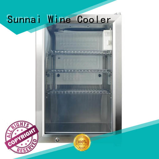 durable small size beverage cooler rear series for shop