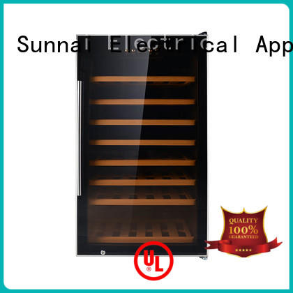 Sunnai online wine bottle fridge manufacturer for indoor