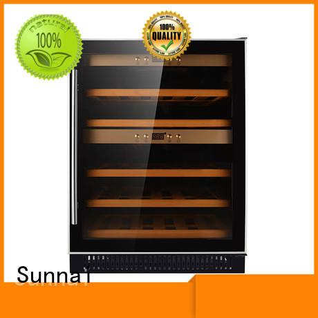 double double door wine refrigerator wholesale for home
