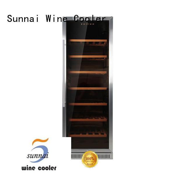 high quality under counter wine cooler cooler supplier for shop