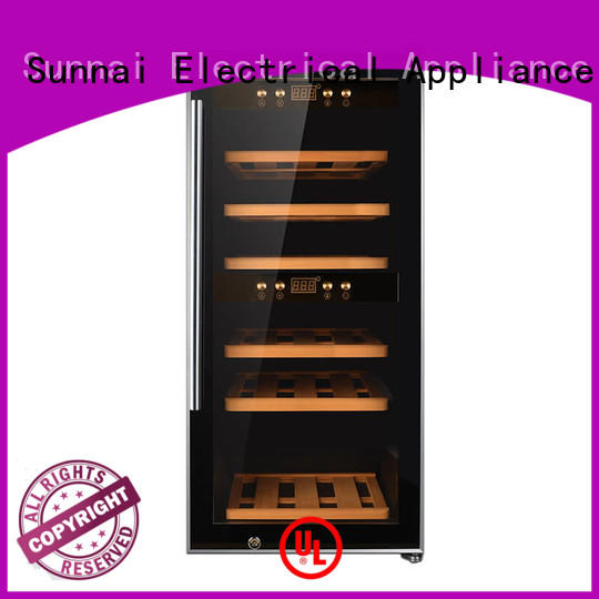black wine bottle fridge black product for work station