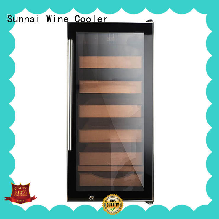 Sunnai quality cigar fridge series for shop
