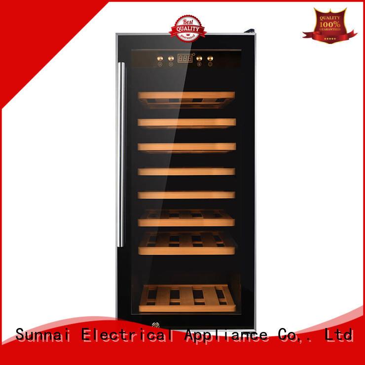 black stainless steel door wine cooler silver product for indoor