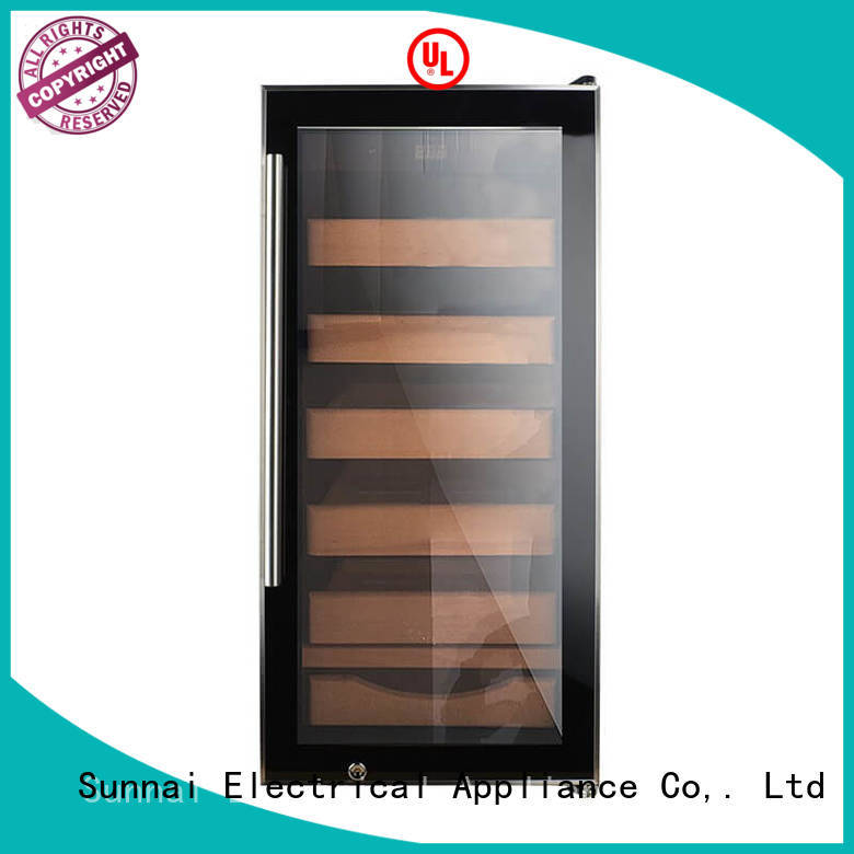 Sunnai quality cigar refrigerator product for home