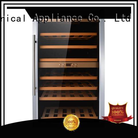 Sunnai high quality wine cooler fridge series for work station