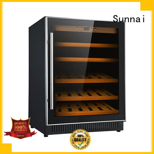 refrigerator under counter wine cooler series for home Sunnai