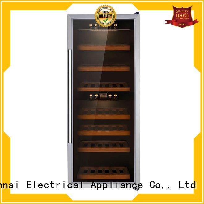 Sunnai fridge wine storage refrigerator supplier for work station