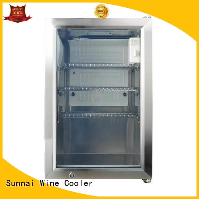 Sunnai online commercial beverage cooler cam for indoor