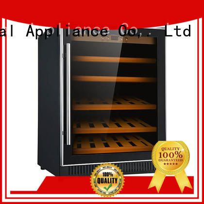 Sunnai durable under counter wine fridge supplier for work station
