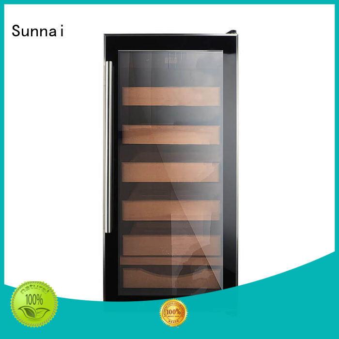 Sunnai wood cigar refrigerator product for home