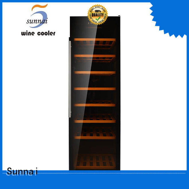online wine cooler refrigerator panel wholesale for indoor