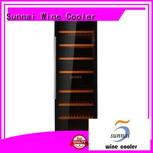 safety dual zone freestanding wine cooler wine product for shop