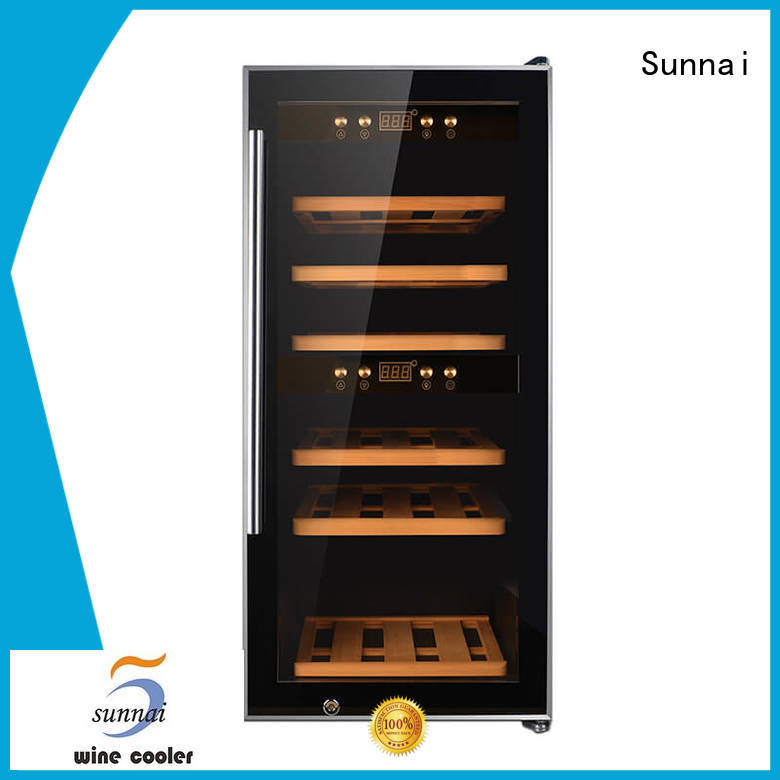 durable freestanding wine cooler table manufacturer for work station