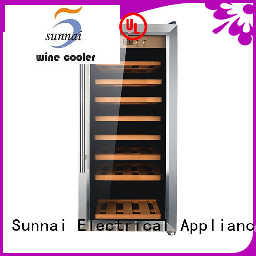 Sunnai professional wine storage refrigerator series for indoor