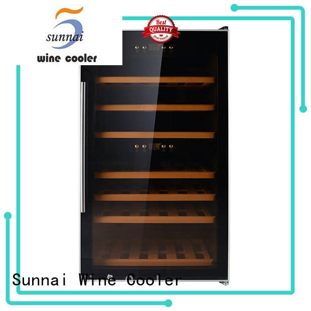 Sunnai durable wine cooler fridge series for home
