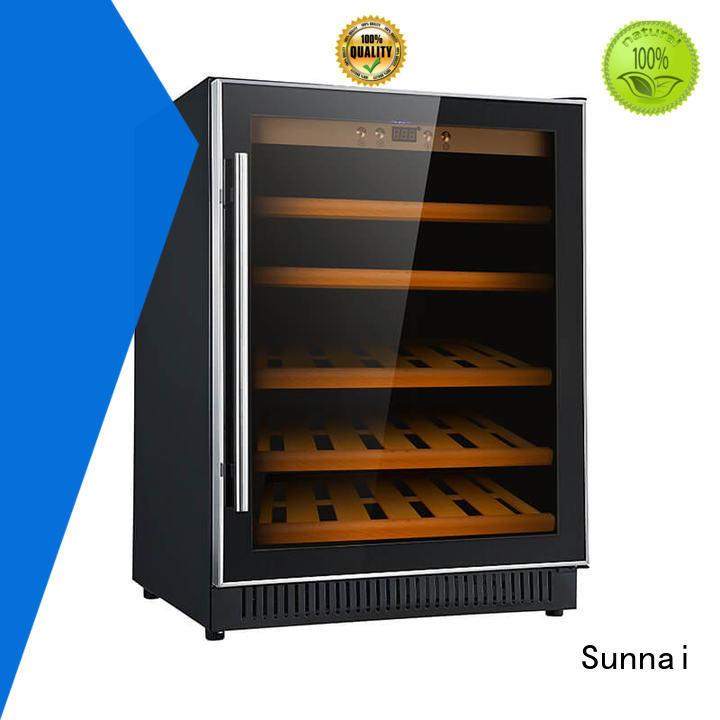 single under counter wine fridge single wholesale for work station