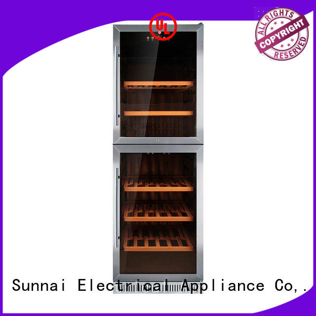 high quality undermount wine cooler cooler for indoor Sunnai