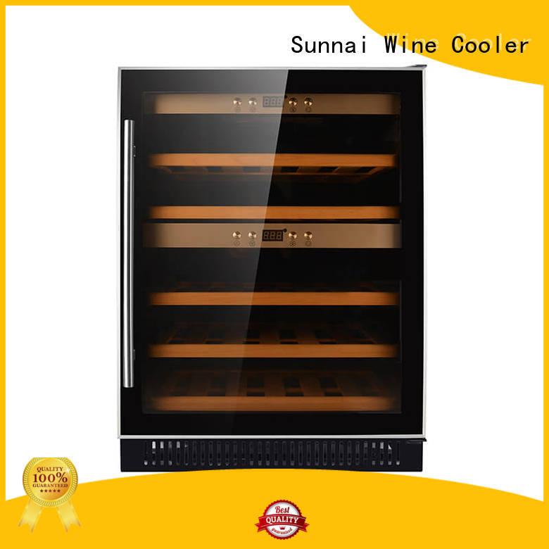 online single zone wine fridge panel supplier for home