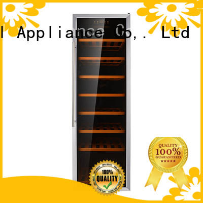 Sunnai high quality compressor wine cooler dual zone series for home