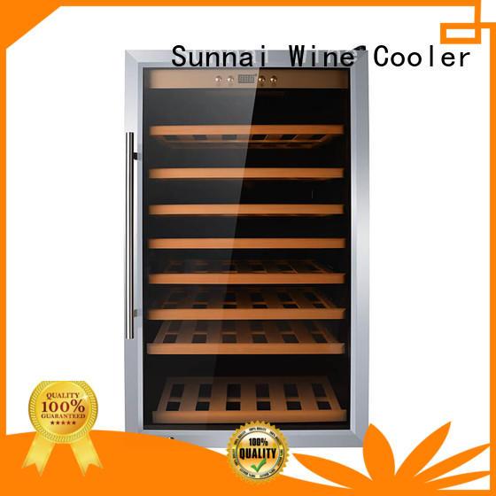 Sunnai professional wine cellar cooler refrigerator for home