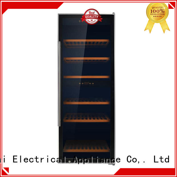 safety wine cooler refrigerator cooler supplier for indoor