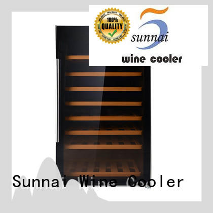 Sunnai stainless wine cellar cooler product for shop