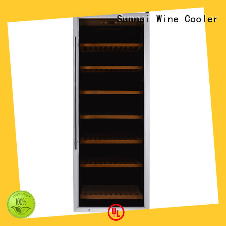 Sunnai professional wine storage refrigerator manufacturer for home