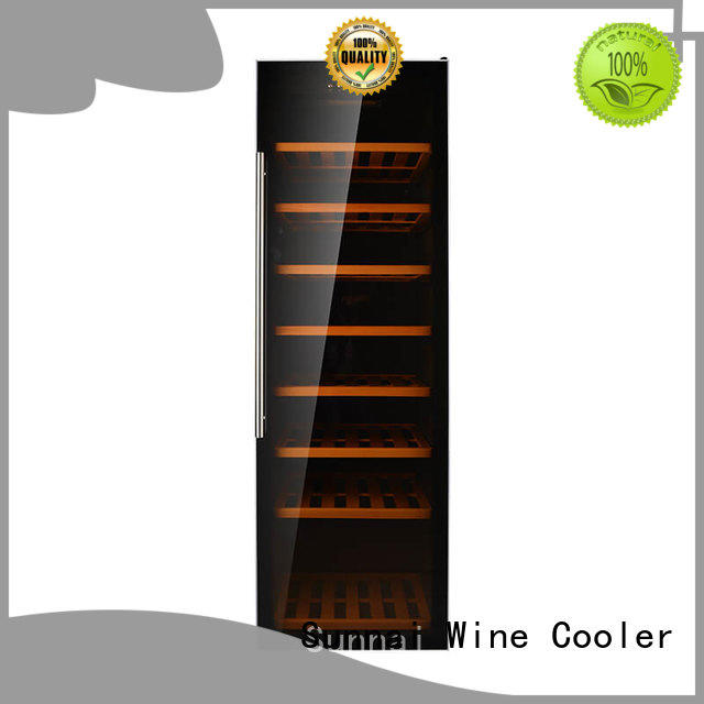 Sunnai safety wine bottle cooler supplier for home