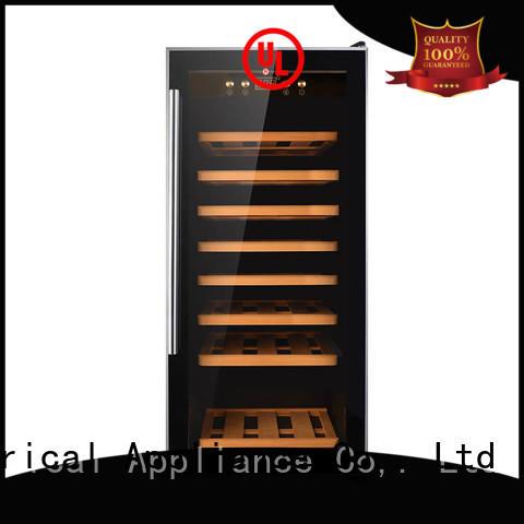 Sunnai beech wine cooler refrigerator supplier for shop