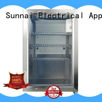Sunnai dvr compressor beverage cooler manufacturer for home