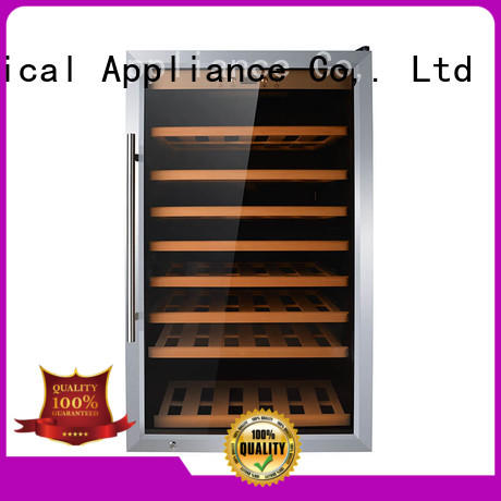 Sunnai wine single zone wine refrigerator supplier for home