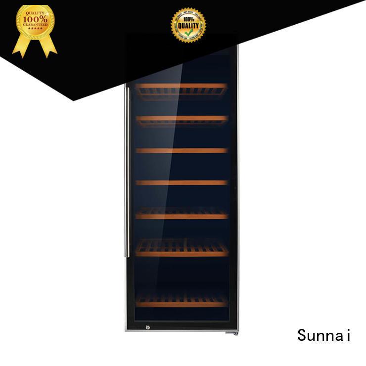 professional wine cooler refrigerator shelves supplier for work station