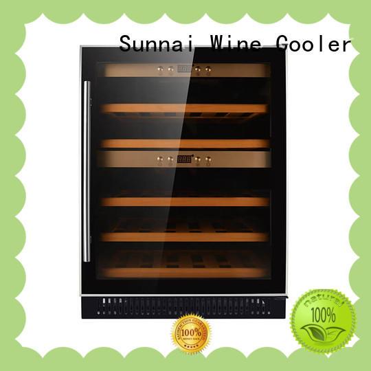 durable under counter wine fridge bottles cooler for work station