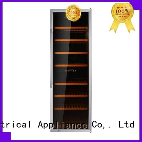 Sunnai high quality free standing wine refrigerator refrigerator for work station