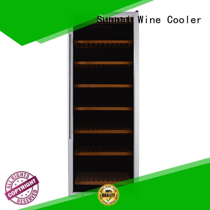 high qualitywine storage cooler single refrigeratorfor shop