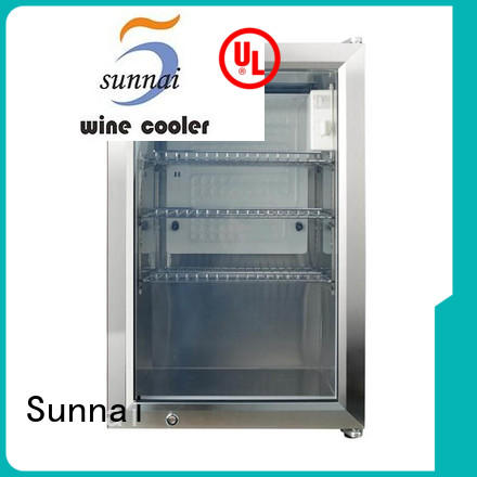 Sunnai view beverage cooler series for home