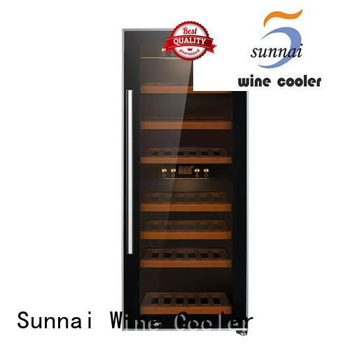 wine dual zone wine fridge wine refrigerator for home