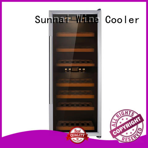 Sunnai table wine storage cooler product for home