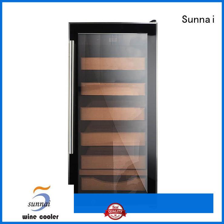 Sunnai sale cigar refrigerator wholesale for indoor