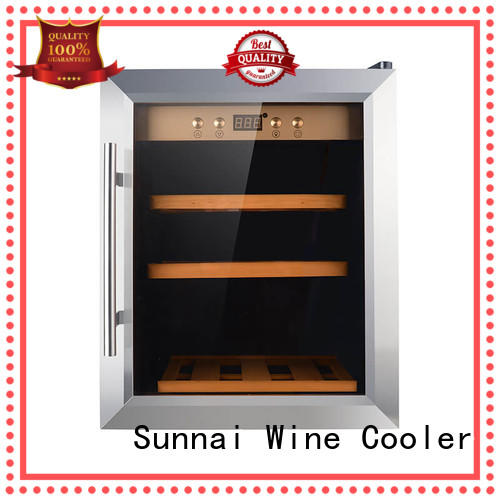 Sunnai cooler wine cooler refrigerator product for work station