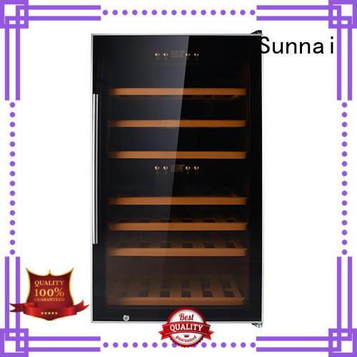 Sunnai professional wine bottle cooler wholesale for work station