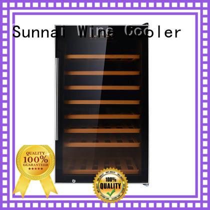 Sunnai wine wine cellar fridge product for indoor