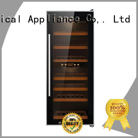 durable dual zone wine cooler cooler wholesale for home