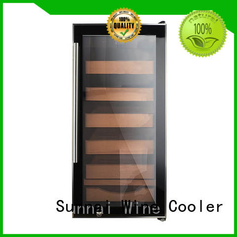 Sunnai quality cigar fridge series for indoor