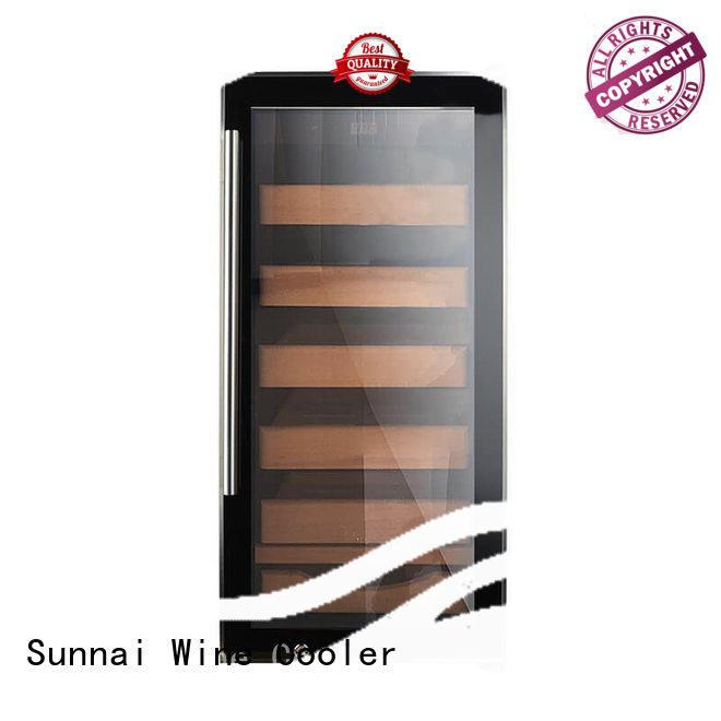 Sunnai product cigar refrigerator series for indoor