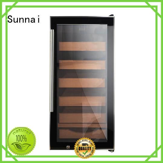 Sunnai sale cigar refrigerator manufacturer for work station