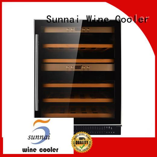 Sunnai compressor under counter wine refrigerator compressor for home