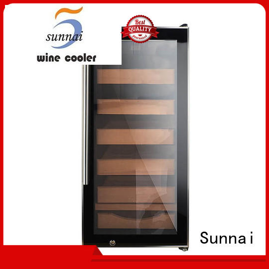 quality cigar cooler supplier for indoor Sunnai